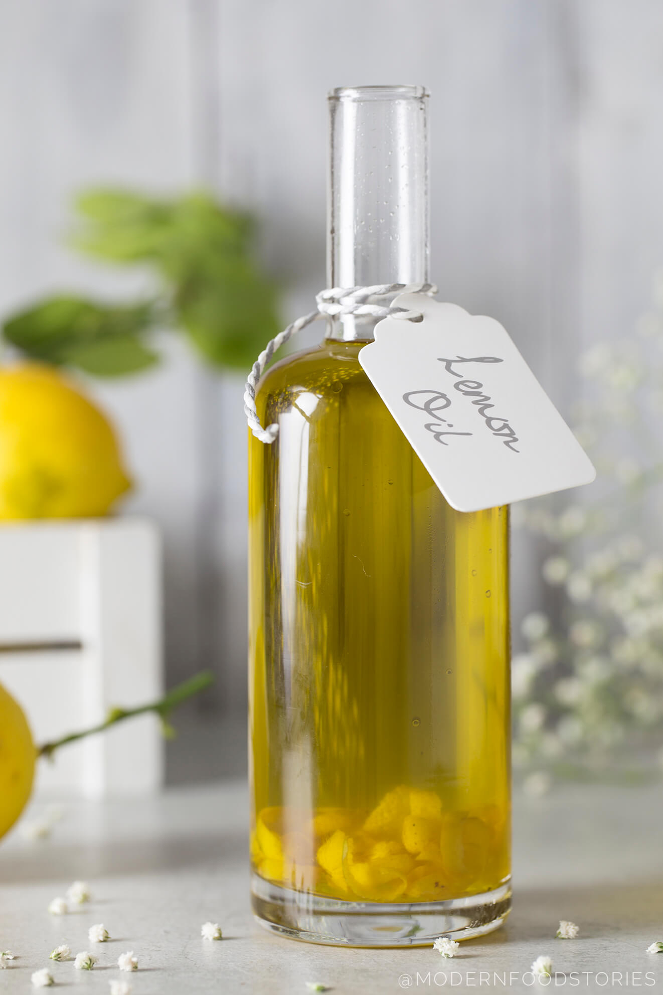 How To Make Homemade Infused Olive Oils - Christmas Gift ideas