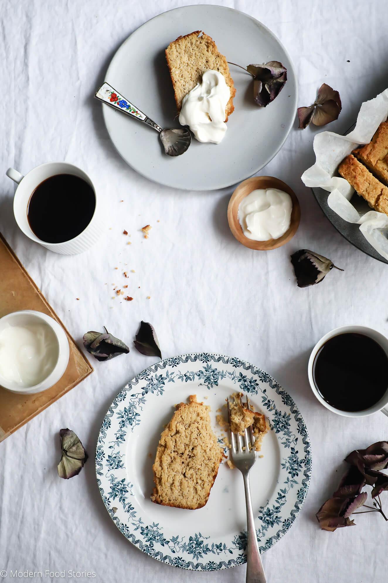 Paleo cake recipe, Paleo recipes, Modern Food Stories, Low carb ginger cake, low carb cake, food photography, cake food photography, food styling, Paleo Crust, Keto cake recipes, Keto recipes, Whole30 cakes, healthy treat recipes, sugar free cake, gluten free cake, grain free cake